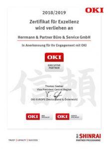 OKI-Fachhändler